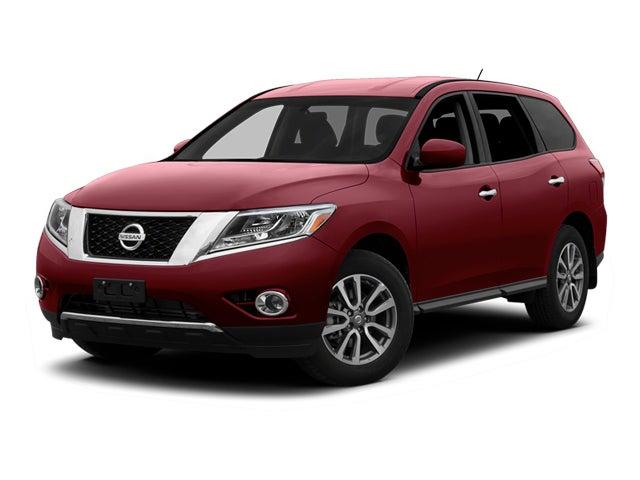 2013 Nissan Pathfinder SL In El Paso, TX   Casa Kia